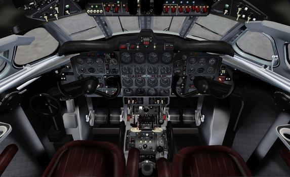 Flight Simulator X: Comet Jetliner on PC screenshot #4