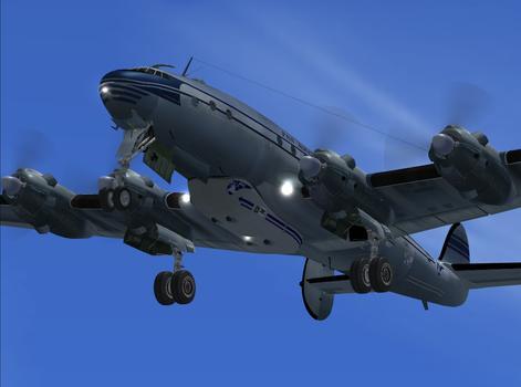 Flight Simulator X: Constellation Professional on PC screenshot #2