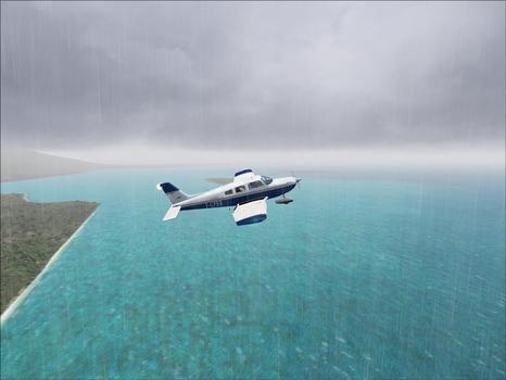 Flight Simulator X: Flying Club Archer III on PC screenshot #2