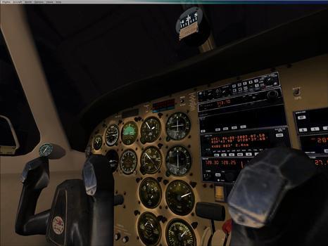 Flight Simulator X: Flying Club Archer III on PC screenshot #5