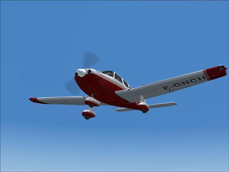 Flight Simulator X: Flying Club Archer III on PC screenshot #3
