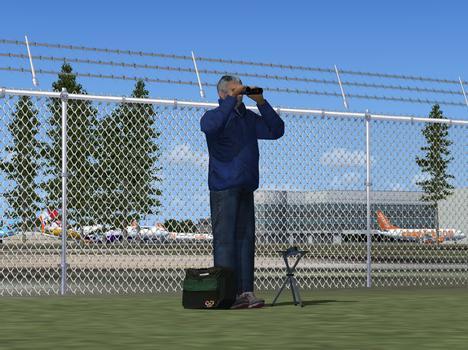 Flight Simulator X: Traffic X DLC on PC screenshot #4