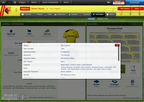 Football Manager 2013 on PC screenshot #6
