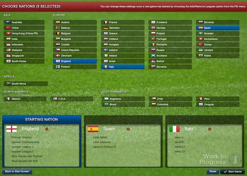 Football Manager 2013 on PC screenshot #5