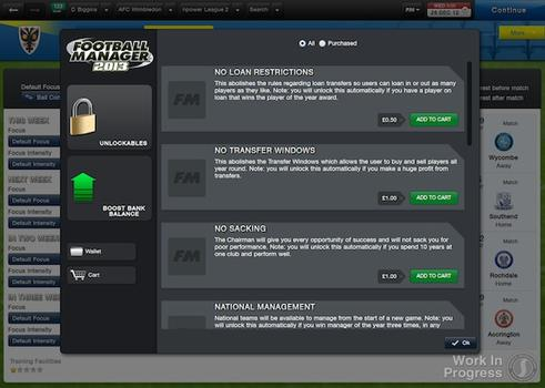Football Manager 2013 on PC screenshot #3