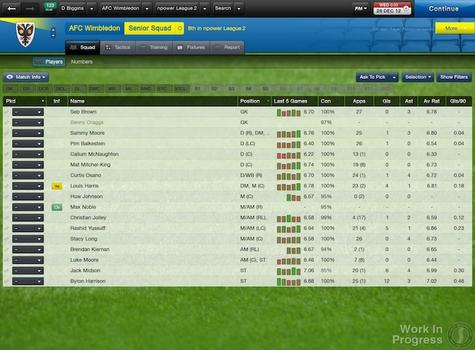Football Manager 2013 on PC screenshot #2