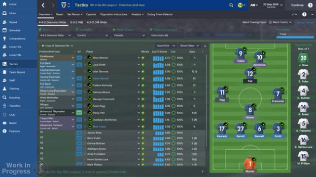 Football Manager 2015 on PC screenshot #6