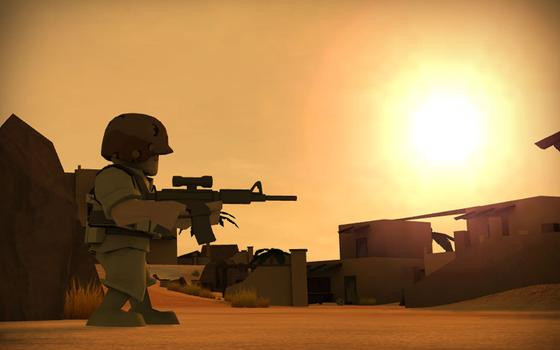Foreign Legion: Buckets of Blood on PC screenshot #5