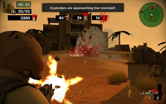 Foreign Legion: Buckets of Blood on PC screenshot #3