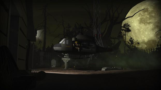 Foreign Legion: Multi Massacre on PC screenshot #5
