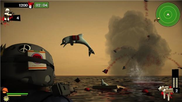 Foreign Legion: Multi Massacre on PC screenshot #4