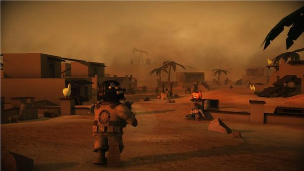 Foreign Legion: Multi Massacre on PC screenshot #3