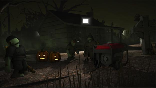 Foreign Legion: Multi Massacre on PC screenshot #2
