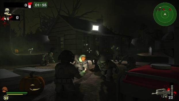 Foreign Legion: Multi Massacre on PC screenshot #1