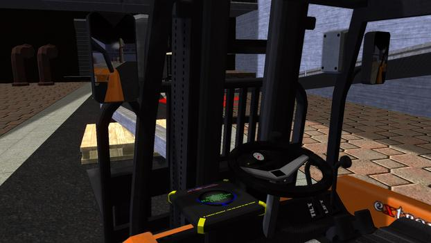 Forklift Truck - The Simulation on PC screenshot #4