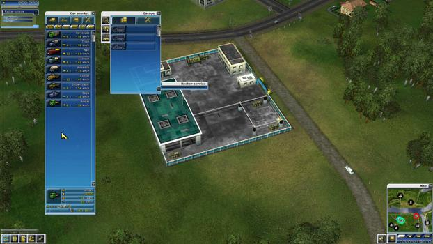 Freight Tycoon Inc. on PC screenshot #2