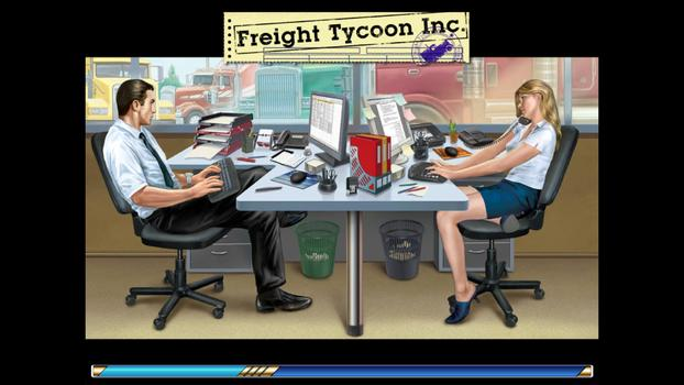 Freight Tycoon Inc. on PC screenshot #8