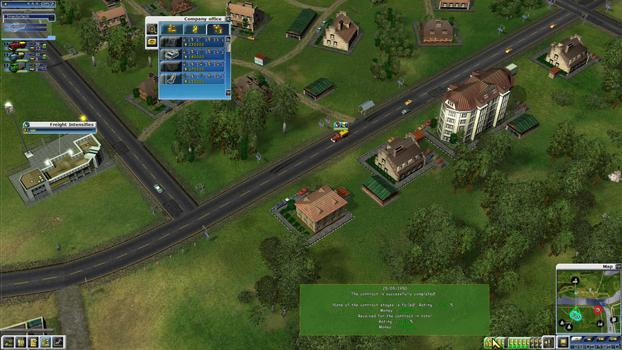 Freight Tycoon Inc. on PC screenshot #7
