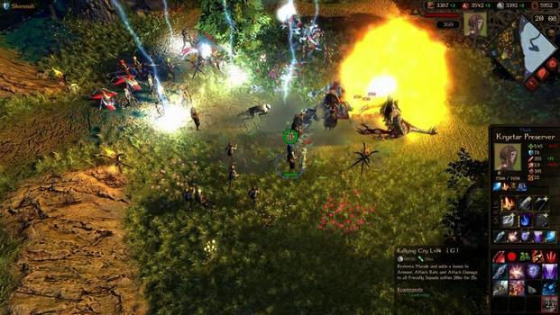 Frozen Hearth on PC screenshot #4