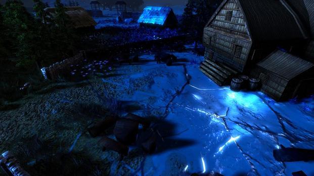 Frozen Hearth on PC screenshot #3