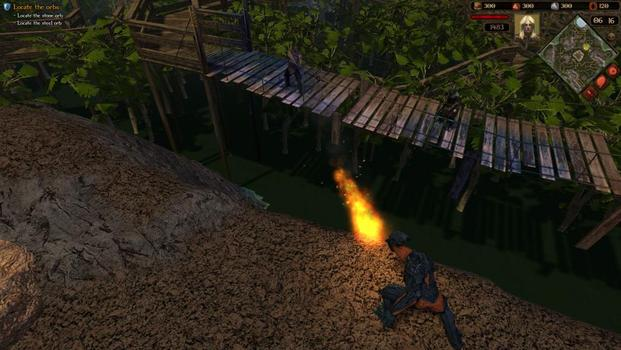 Frozen Hearth on PC screenshot #1