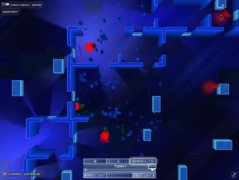 Frozen Synapse on PC screenshot #4