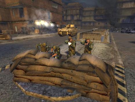 Full Spectrum Warrior Complete on PC screenshot #6