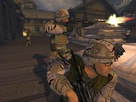 Full Spectrum Warrior Complete on PC screenshot #5