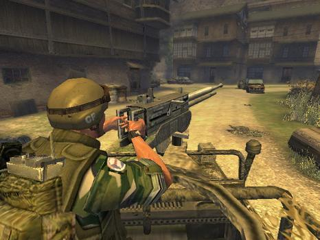 Full Spectrum Warrior Complete on PC screenshot #4