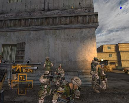 Full Spectrum Warrior Complete on PC screenshot #2