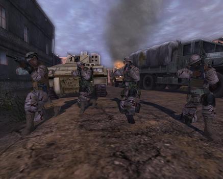 Full Spectrum Warrior on PC screenshot #6