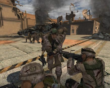 Full Spectrum Warrior on PC screenshot #4