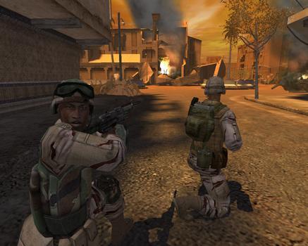 Full Spectrum Warrior on PC screenshot #2