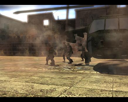 Full Spectrum Warrior on PC screenshot #1