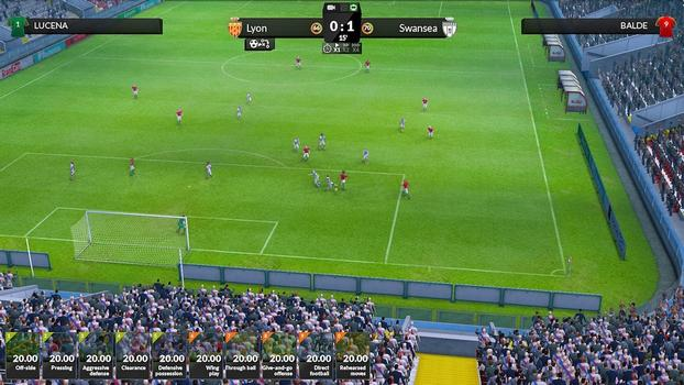 FX Football - The Manager for Every Football Fan on PC screenshot #6
