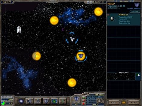 Galactic Civilizations I: Ultimate Edition on PC screenshot #1