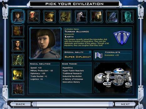 Galactic Civilizations II: Ultimate Edition on PC screenshot #4
