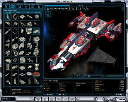 Galactic Civilizations II: Ultimate Edition on PC screenshot #2