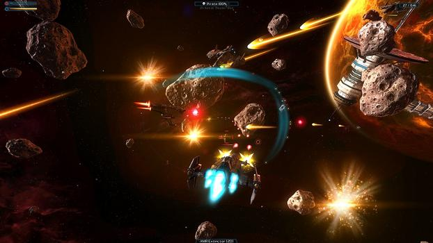 Galaxy on Fire 2™ Full HD on PC screenshot #1
