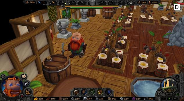 A Game of Dwarves: Ale Pack DLC on PC screenshot #1
