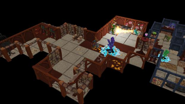 A Game of Dwarves: Pets DLC on PC screenshot #4