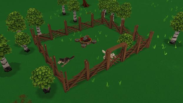 A Game of Dwarves: Pets DLC on PC screenshot #1