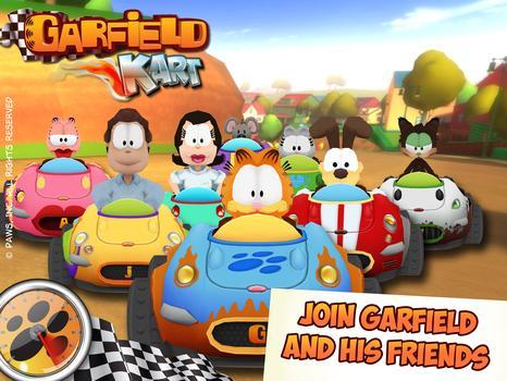 Garfield Kart  on PC screenshot #5