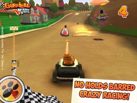 Garfield Kart  on PC screenshot #4