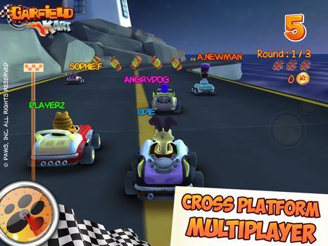 Garfield Kart  on PC screenshot #2