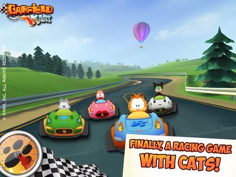Garfield Kart  on PC screenshot #1