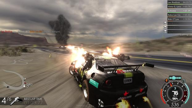 Gas Guzzlers Extreme on PC screenshot #8