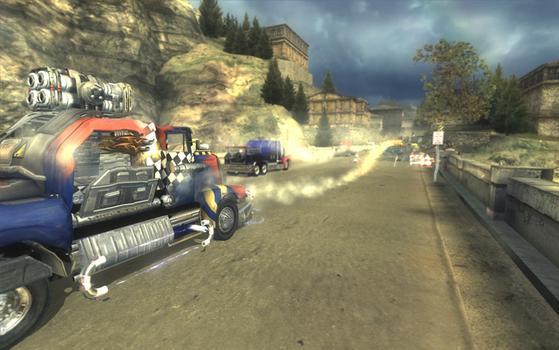 Gear Grinder on PC screenshot #1