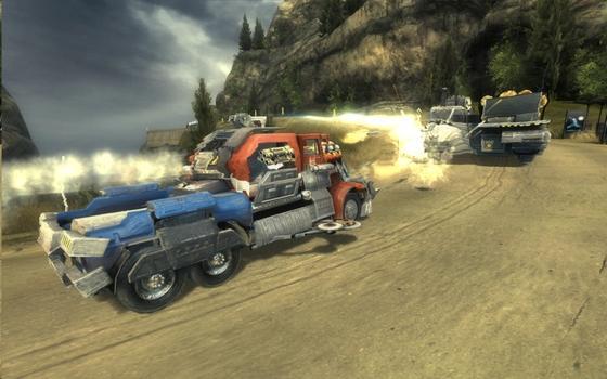 Gear Grinder on PC screenshot #4