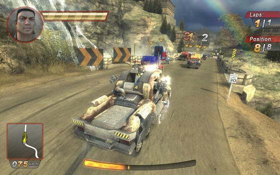 Gear Grinder on PC screenshot #5